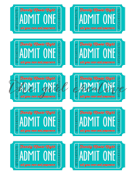 Bunch Ideas For Movie Night Ticket Template Also Job Summary