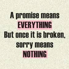 40 Best Promise Quotes And Sayings Mesmerizing Promise Quotes