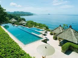 infinity pool bali. Plain Pool Inside Infinity Pool Bali