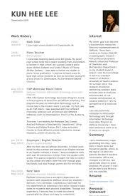 Gallery Of Dot Net Developer Net Developer Sample Resume Cv
