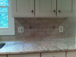 Subway Kitchen Tiles Backsplash Ecellent White Subway Tile Backsplash Lowes Photo Decoration Ideas