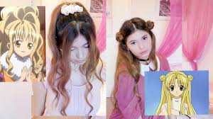 Hair Style Anime easy anime hairstyles youtube 7586 by wearticles.com