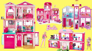 best barbie dreamhouse and luxury mansion pilation 2016 barbie dolls life in the dreamhouse you