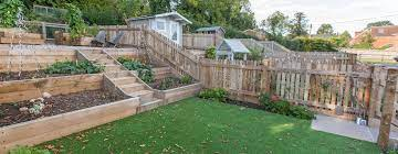 14 multi level garden concepts to step