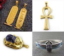 materials used in ancient egyptian jewelry