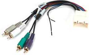 metra 70 8113 receiver wiring harness connect a new car stereo in 2004 Highlander Radio Wiring Harness Diagram metra 70 8113 receiver wiring harness connect a new car stereo in select 2000 07 toyota vehicles with factory amplifier at crutchfield com Ford Radio Wiring Diagram