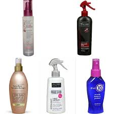 5 Great Heat Protectants for Type 4 Hair