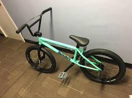 new custom sunday build bmx