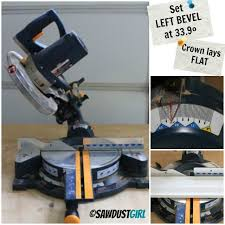 Miter Saw Crown Molding Chart How To Cut Crown Molding Using Easy Templates Sawdust Girl