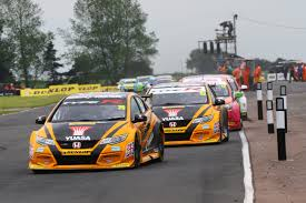 honda boys ready to resume title tilt at snetterton mpa creative halfords yuasa racing pairing matt neal and gordon shedden are both revved up and ready to go for the resumption of action in the 2016 dunlop msa british
