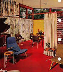 Small Picture 177 best 1950s home decor images on Pinterest Vintage interiors