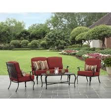 deco garden furniture. Best Better Homes And Gardens Dawn Hill 4-piece Aluminum Conversation Deco Garden Furniture O
