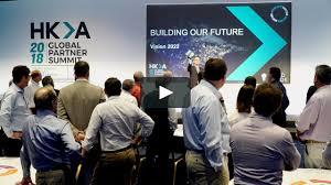 Delegates buzzing after David makes a positive impact at HKA Global Summit  on Vimeo