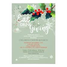 auction invitations & announcements zazzle Wedding Invitations Charity Uk winter charity dinner silent auction invitation wedding invitations charity uk