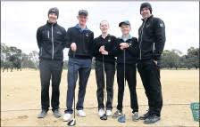 Teens tee off on course for academy - PressReader