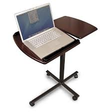 image of stand wooden lap desk