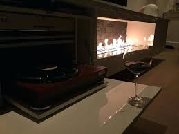 on inch decorative fireplace insert with smart control ethanol inserts australia