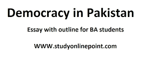 democracy in essay outlines study online point