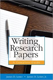 com writing research papers a complete guide th  writing research papers a complete guide 15th edition 15th edition