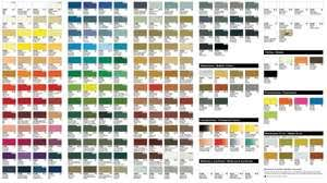 The Full Vallejo Model Color Colour Chart Can Be Seen Here