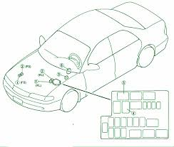2002 mazda millenia stereo wiring diagram 2002 automotive wiring 2002 mazda 626 main engine fuse box diagram