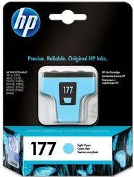 <b>Картридж HP C8774HE</b> № 177 светло-голубой — купить с ...