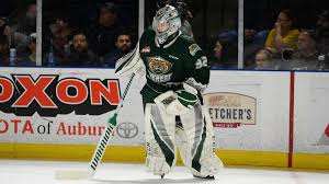 WOLF NAMED WHL GOALIE OF THE WEEK