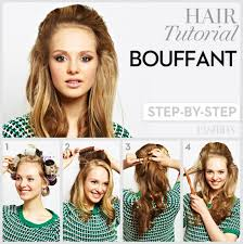 how to create 60s hairstyles the latest trend of hairstyle 2018 60s inspired makeup tutorials