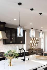image modern kitchen lighting. Interior:Contemporary Kitchen Lighting Contemporary Led Tablendant Lights Modern Design Island Image