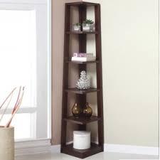 mahogany finish home office corner shelf. simple finish poundex 5tier corner shelf contemporary style in walnut finish  throughout mahogany home office o