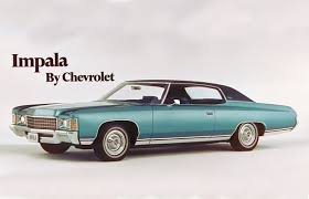 what new car did chevy release in 1968The Complete History of the Chevrolet Impala  Complex