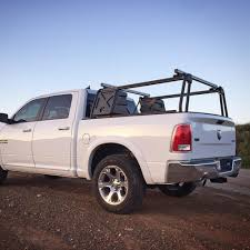 Truck Bed Rack: Active Cargo System for Ram With 6.4-Foot Bed