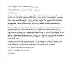 11 Job Application Cover Letters Samples Examples Format