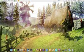 Hareketli Manzara Resimli Duvar Kağıtları Zarif Windows 7 Masaüstü  Hareketli Duvar Kağıtları Indir Gaurani   Пейзажи, Сказки, Природа