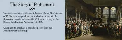 Image result for The 750th anniversary of English Parliament is celebrated today.