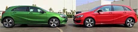 2018 mercedes benz b class. Unique 2018 Mercedes AClass Night Edition And BClass Profile With 2018 Mercedes Benz B Class
