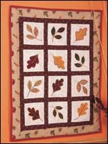 Free Autumn Quilting Patterns - Page 1 & Northwest Autumn Wall Quilt Adamdwight.com