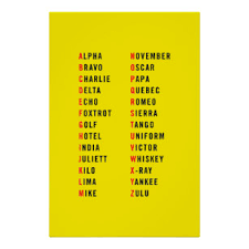 Enter the international phonetic alphabet. Phonetic Alphabet Gifts On Zazzle Nz