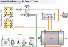 dc electric motors wiring diagrams wiring diagram schematics ev wiring diagram ev home wiring diagrams