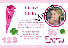 Schöne Spruch Abschied Kindergarten Schulanfänger Mit Spruch