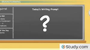 practicing essay writing to get better at writing video lesson  effective prewriting instructions and examples