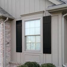 Diy Exterior Window Shutters Exterior Wooden Shutters Home Depot And Exterior Window Shutters
