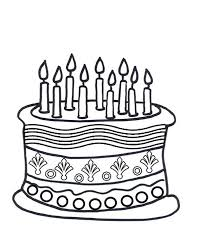 Cake Coloring Pages To Print Wedding Cake Coloring Page 12688