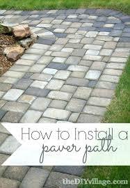 diy paver patio cost installing patio do yourself best raised stone patio ideas patio cost diy