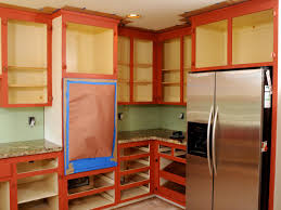 ... How To Paint Kitchen Cabinets In A Two Tone Finish Steps Best Paint For