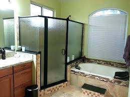 rain glass shower door modified angle home design s pictures modif rain glass shower door
