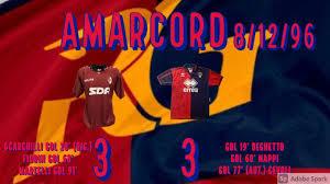 Amarcord Torino - Genoa 3-3 8/12/1996 - YouTube