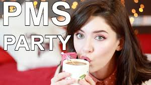Is It Okay To Have Sex On Your Period PMS PARTY 2 Melanie.