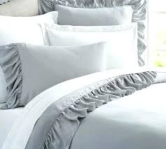 ruched duvet cover twin xl white waterfall ruffle waterfall duvet cover urban outers waterfall duvet covers