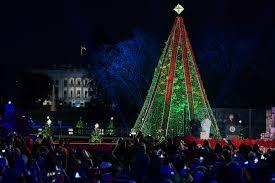 Hubbard Park Christmas Lights 2018 Photos National Christmas Tree Lighting 2018 Wtop